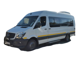22 Seater Sprinter - Ext
