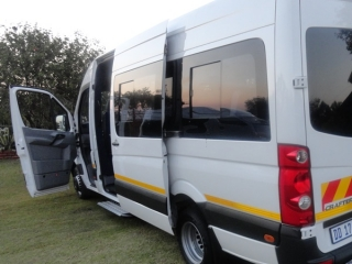 22 Seater - VW Crafter Bus